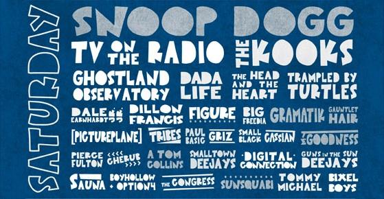 SnowBall Music Festival Picks : Day 2